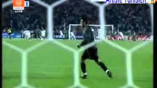 تونس تترشح لكأس العالم 2006 بالمانيا على حساب المغرب 2-2