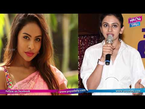 Sri Reddy Says Sorry To Rakul Preet Singh   Pawan Kalyan Fans   Ram Gopal Varma   YOYO Cine Talkies