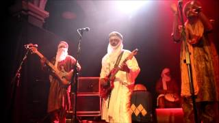 Tinariwen - Chaghaybou, live at Norwich Arts Centre
