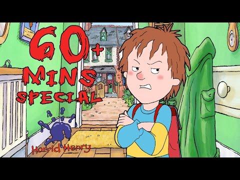 Horrid Henry - Show Time! - Cartoon For Kids -  [HHFE]
