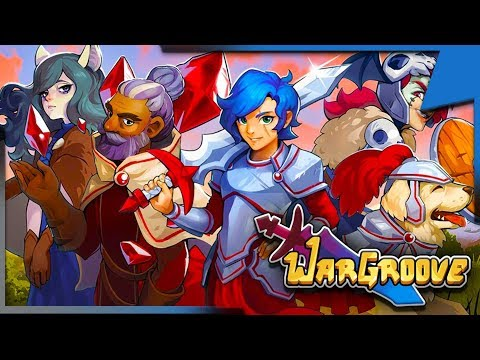 TURN BASED PIXEL BATLE FUN STUFF! | WarGroove Gameplay/Let's Play