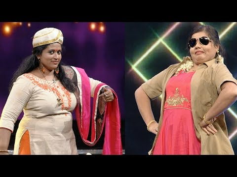 Onnum Onnum Moonu Season 2 I Ep 51 -  Mohanlal's Heroines On The Floor I Mazhavil Manorama