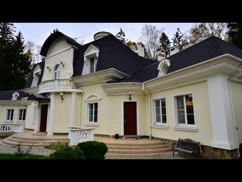 Лот 33741 - Дом на продажу 750 кв.м, коттеджный посёлок Лесной Простор-1, Рублево-Успенское шоссе
