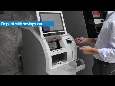 P2800L Intelligent Cash