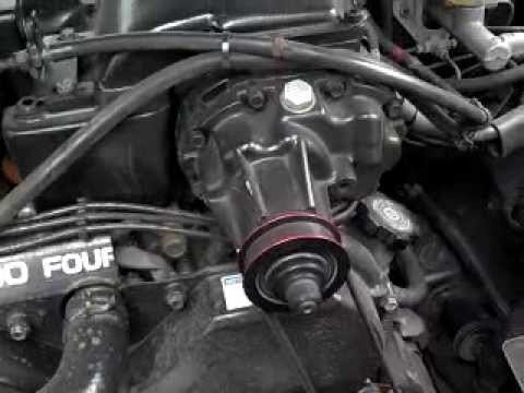 2004 3 4l Tacoma Trd Supercharger W Urd 7th Injector Engine Bay You