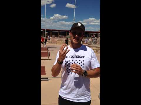 USA travel tips and inspiration from Statechaser: Four Corners, the ultimate Statechaser place!
