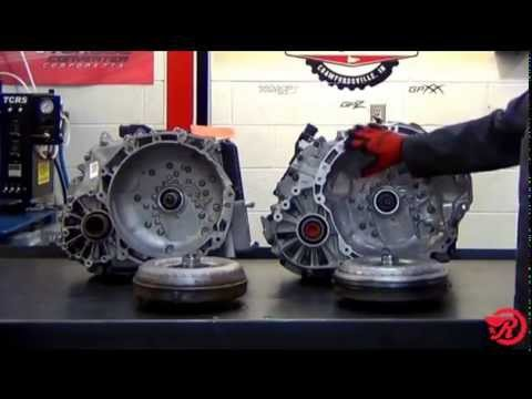 Фото к видео: Ray's Garage: ZF 9HP48 and Chrysler 948TE