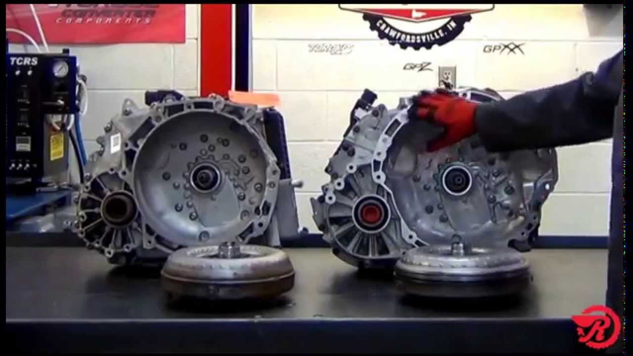 Ray 39 s garage zf 9hp48 and chrysler 948te youtube for Garage zf antony
