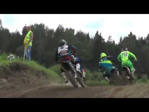 Türi Motokross 2016 Aigar Leok #111 ja Andero Lusbo #62