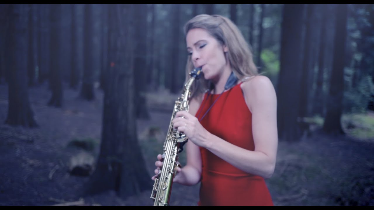 "Amy Dickson - Alexis Ffrench: ""Truth, and then there were teardrops"" (Official Music Video)"