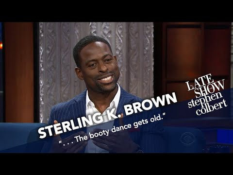 Sterling K. Brown Got Cut Off Mid-Speech At The Emmys And He-- streaming vf