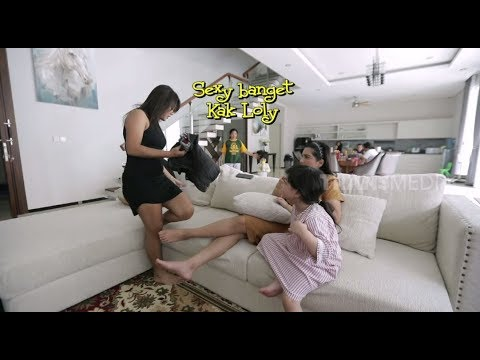 Aurel Pengen Pake Baju Seksi | DIARY ASIX (14/04/19) Part 3