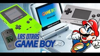 Memory Card - Las otras Game Boy