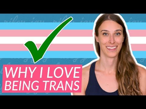 The BEST parts of being trans ✨ | Riley J. Dennis