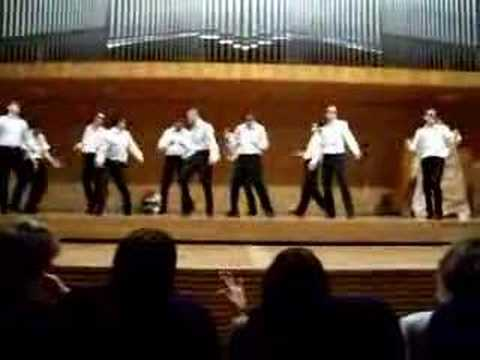 Mężczyźni nocy - Revolution Of Dance