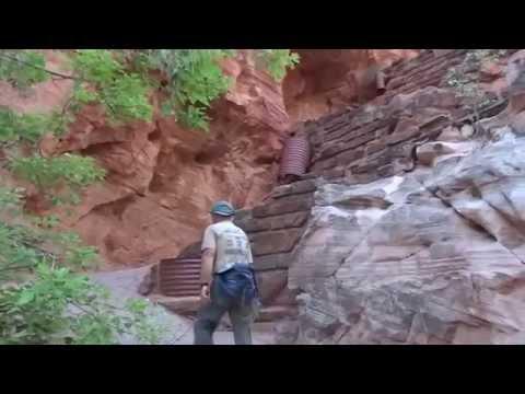 Walter's Wiggles, Zion National Park, UT 8/6/14