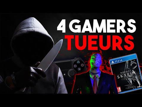 4 CAS de GAMERS MEURTRIERS...