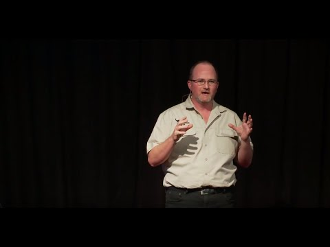 From dig to digital – breaking the 'rules' of museums | Scott Hocknull | TEDxQUT