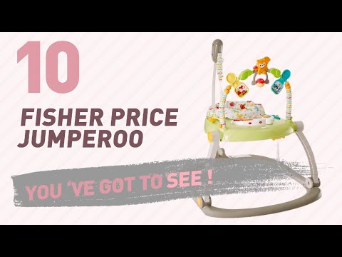 Fisher Price Jumperoo // New & Popular 2017