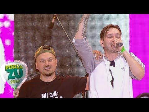 LA FAMILIA - Mai vrei / Tupeu de borfaș / Zi de zi / Viață bună (Live la FORZA ZU 2018)