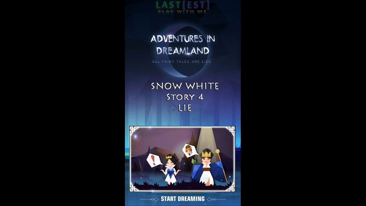 adventures in dreamland snow white 04 lie youtube gaming snowthority snow patrol