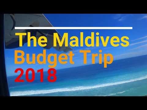 The Maldives - Budget Trip 2018