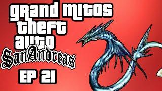 GTA San Andreas Mito #21: Serpiente Marina