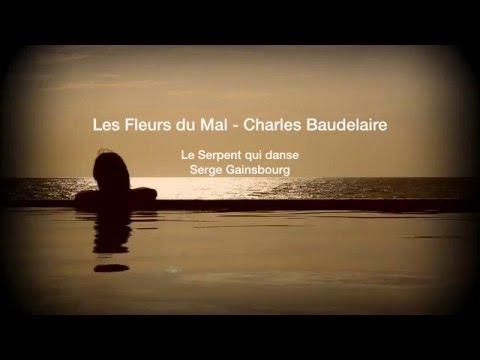 Le Serpent qui danse - Baudelaire chanté par Gainsbourg