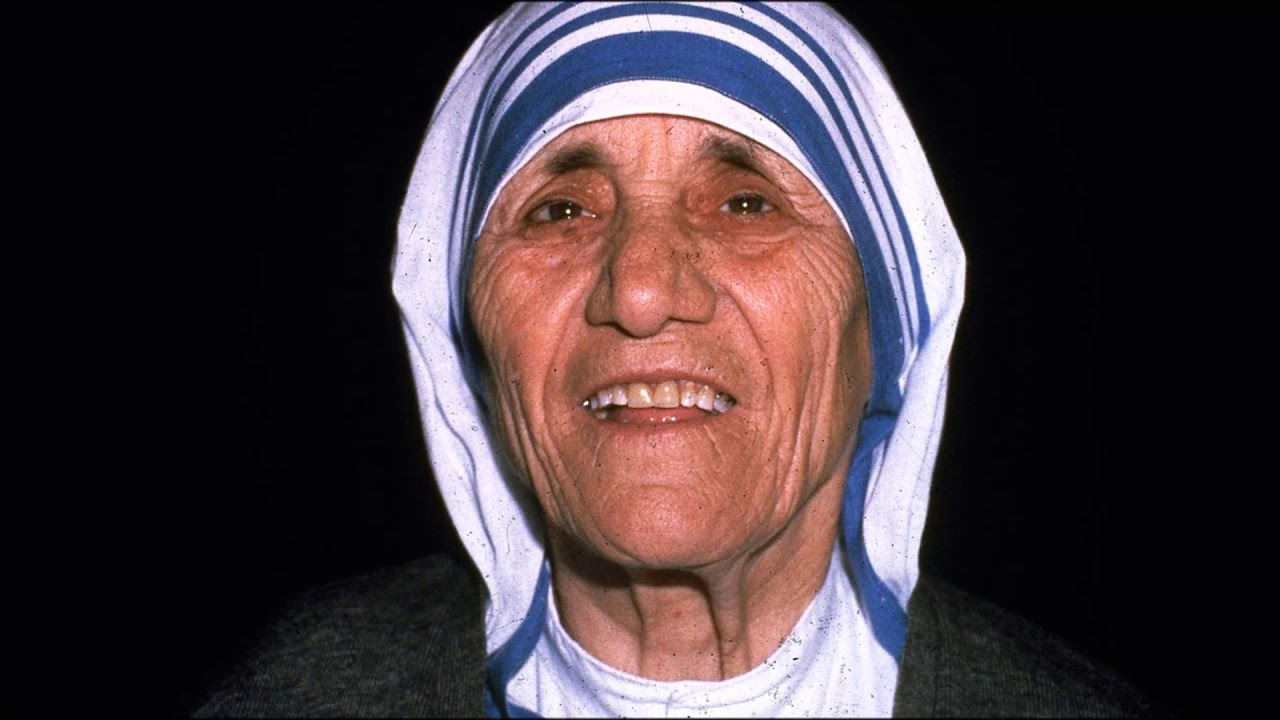 BIOGRAPHY OF MOTHER THERESA WOMEN WHO LOVES HUMAN