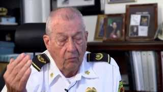 Vietnam War Veteran: Chief Master Sgt. William Moore, U S Air Force, Ret