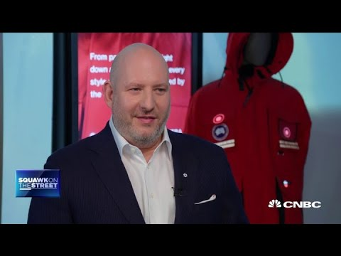 Canada Goose CEO Dani Reiss On New Concept Store With No Inventory