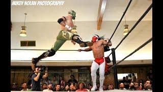 Bandido vs Rey Horus PWG All Star Weekend 14 Highlights