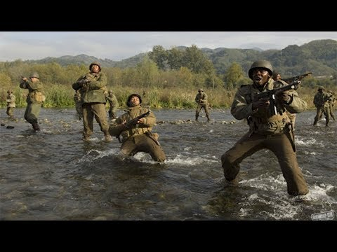 2019 Latest War Movies - four black American soldiers - Best Action Movies