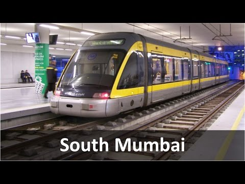 Mumbai Metro Rail: South Bombay