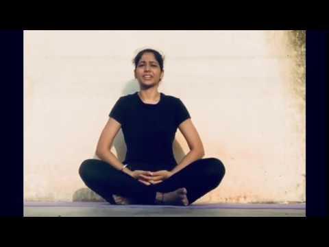 how to do padmasana lotus pose  youtube