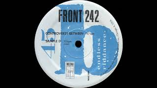 Front 242 – Controversy Between