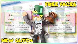Comment OBTENIR 'FREE' FACES IN ROBLOX AUGUST 2019!