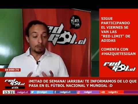 #RedGolAlDia - 25 de enero 2017