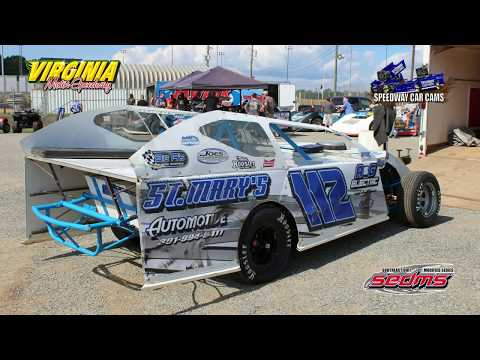 #112 Mike Reynolds - Day 1&2 - 9-15&16-17 Virginia Motor Speedway - In Car Camera