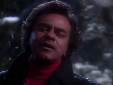 Johnny Mathis ~ Snowfall - Christmas Time is Here ~