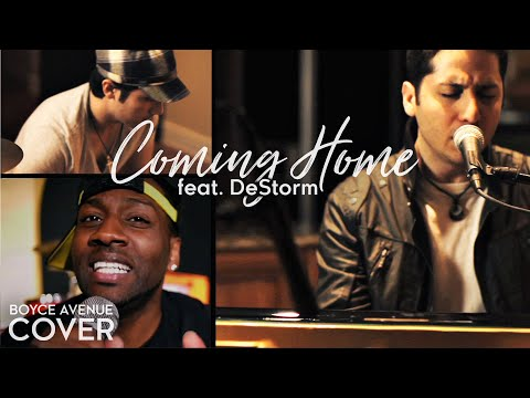 Coming Home  P Diddy Boyce Avenue feat DeStorm piano  on  & Apple