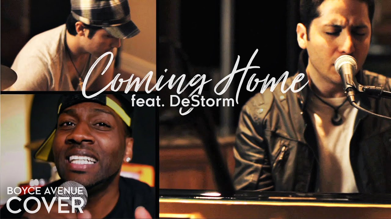 Coming Home - P Diddy (Boyce Avenue feat  DeStorm piano cover) on Spotify &  Apple