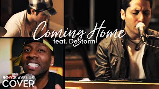Coming Home - P Diddy (Boyce Avenue feat. DeStorm piano cover) on Apple & Spotify