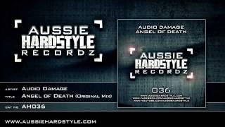 Audio Damage - Angel of Death (Aussie Hardstyle/AH036)