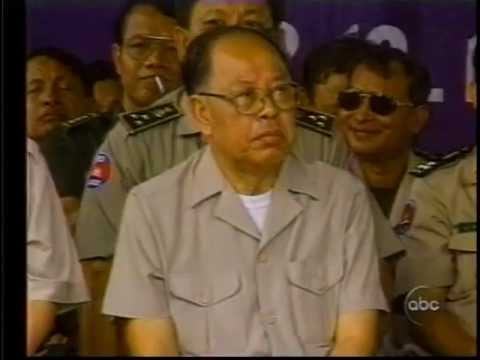 Cambodia 1998 The Death of Pol Pot