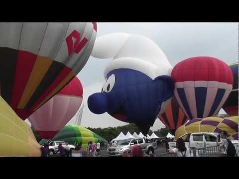 5th Putrajaya Hot Air Balloon Fiesta 2013 (Part 1) streaming vf