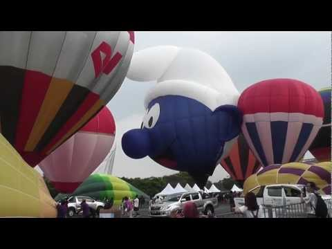 5th Putrajaya Hot Air Balloon Fiesta 2013 (Part 1)