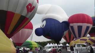 5th Putrajaya Hot Air Balloon Fiesta 2013 (Part 1)
