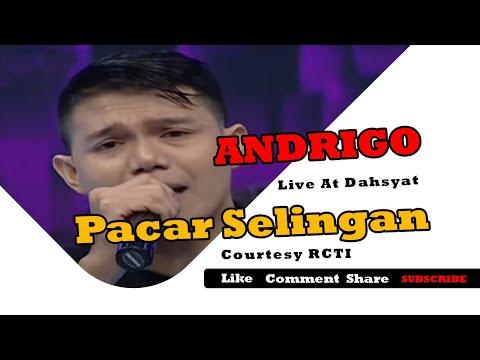 ANDRIGO [Pacar Selingan] Live At Dahsyat (03-12-2014) Courtesy RCTI