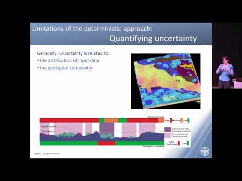 Strengths and Weaknesses of Deterministic 3D modelling